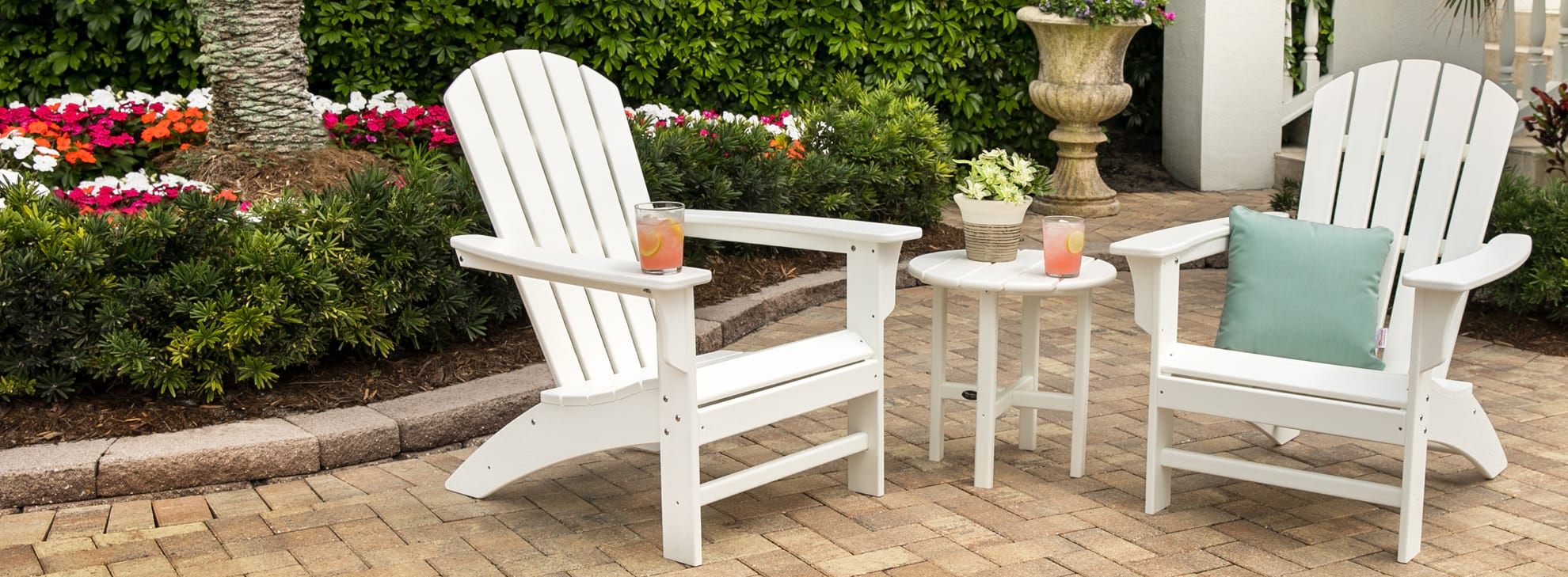 Composite Adirondack Chairs Trex Outdoor Furniture