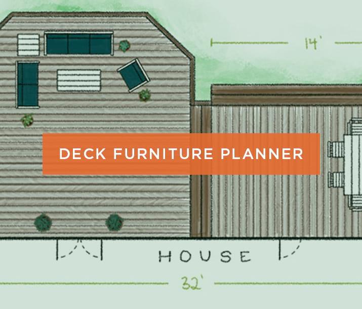 Deck Furniture Planner
