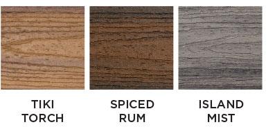 Trex Transcend Lumber Options