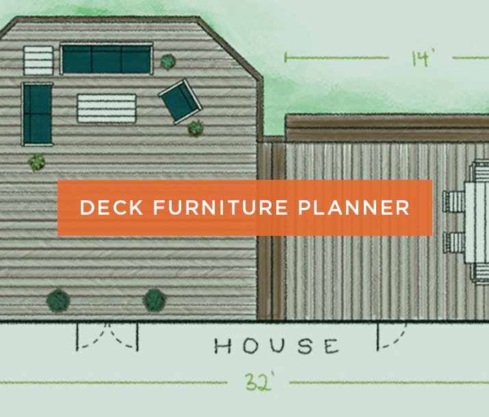 Deck Furniture Planner
